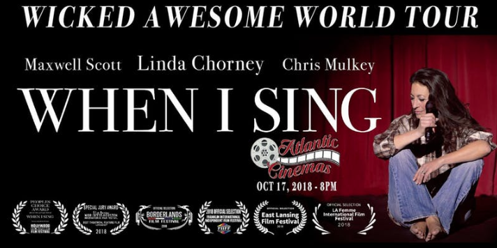 Join us on 10/17 for the Multi-Award Winning Film, shot on site on the Shore, WHEN I SING!