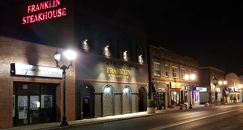Big Man's Brew Now Available at Franklin Steakhouse in Nutley, NJ