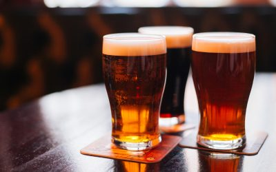 Big Man's Brew Launch at Franklin Steakhouse in Nutley on February 9th